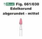 Schleifkörper Edelkorund rosa Fig. 661 030